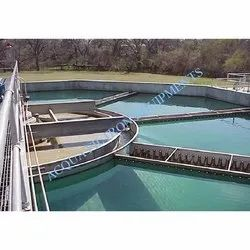 Clariflocculators Wastewater Treatment Plants