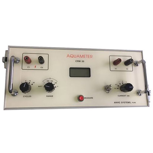 Manufacturer Of Earth Resistivity Meter Amp Geo Electrical