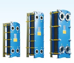 SS Kelvion Heat Exchanger, For Evaporator & condenser