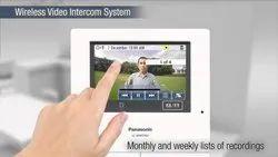 Panasonic Smart Door Bell VL-VBN500Sx