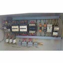 Mild Steel Sheet Electric Compressor Panel, IP Rating: 40