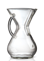 6 Cups Chemex Coffee Maker With Handle