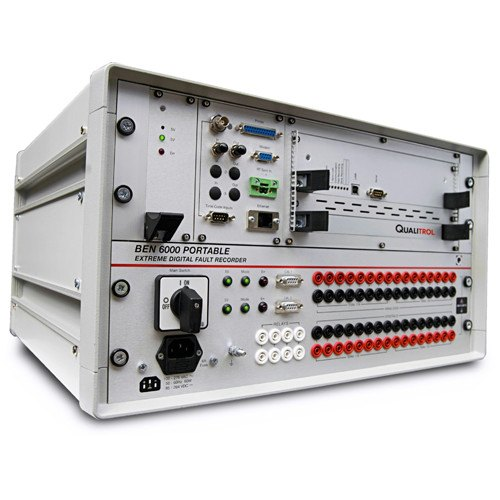 Ben 6000 Portable Digital Fault Recorder, फाल्ट रिकॉर्डर - S M Systems,  Nashik | ID: 20860772255
