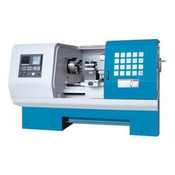 CNC Lathe Machine, 0-250 Mm