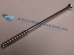 3.5 mm Partial Thread -Self Tapping Cortical Cannulated Screws