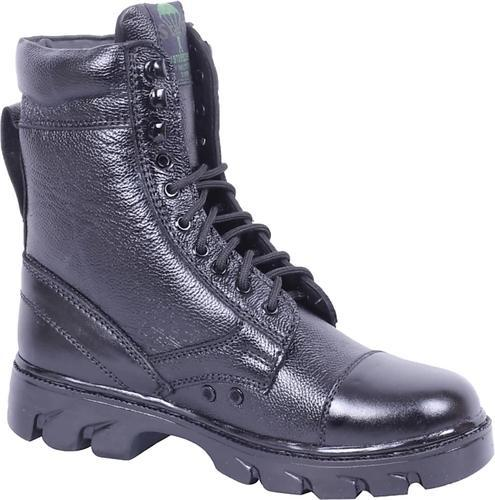 TopamTop Black Army Full Ankle Jungle