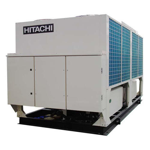 Single Phase Hitachi Air Cooled Chiller, 220V