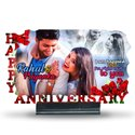 Sublimation Hardboard Photo Frame (VHBM - Sparkle)