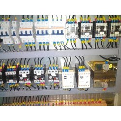 Single Phase Akshar Erector Automatic Crane Control Panel, 220v, 10 - 50 Deg C