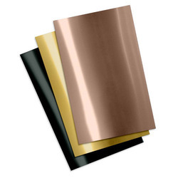 Stainless Steel Rose Gold Sheet