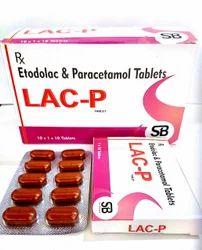 Etodolac 400mg Paracetamol 325mg Tablet