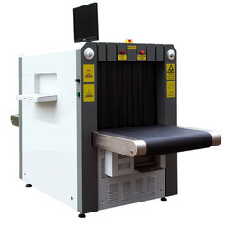X Ray Baggage Scanner System 6550 A