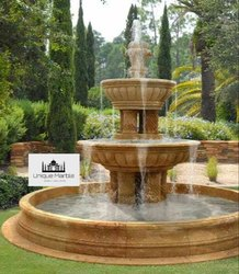 Big Stone Fountain