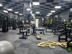 Health Care Complete Gym Setup, For Commercial