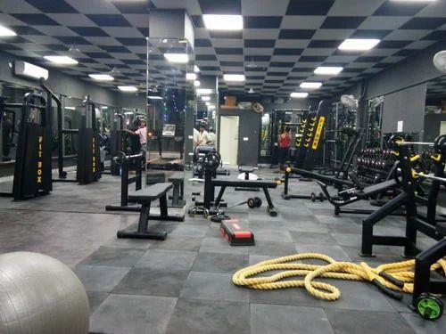 Complete gym setup 6 station multi gym manufacturer from delhi
