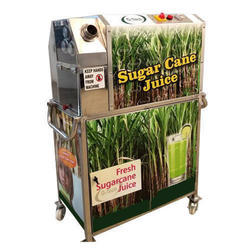 BIN -1000 Sugarcane Juice Crusher Machine