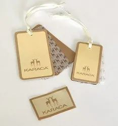 Saree Label And Tags