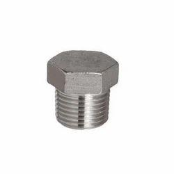Stainless Steel Socket Weld Plug Fitting 321