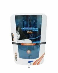 Aquagrand Apple Crown 12 Ltr RO  UV  UF  TDS  Alkaline  Filter Water Purifier