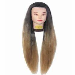 Synthetic Hair Practice Dummy Feel Natural Hair