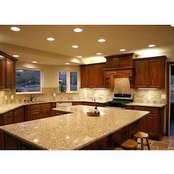 Kitchen Countertop Manufacturers : Granite Kitchen Countertop - Suppliers & Manufacturers in India