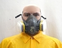 Venus V900 Reusable Half Face Cartridge Mask Respirators