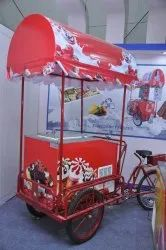 SVARN Additional Ice Cream Cart, Model Name/Number: Stlfow, Temperature Range: Temperature Range -18 To -25