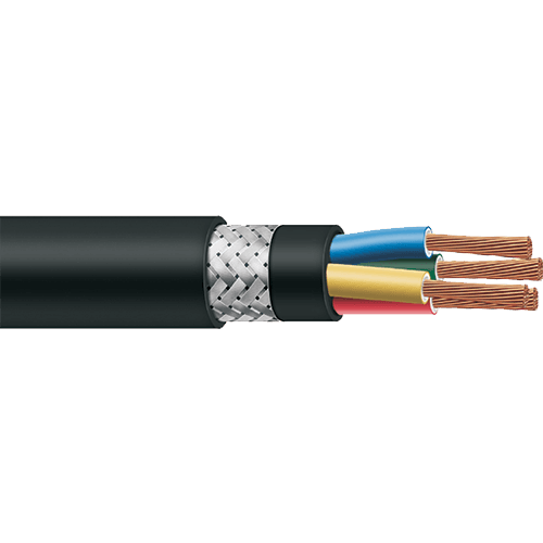 Polycab Shielded Braided Cables At Rs 30 Meter