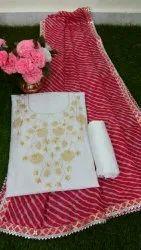 Salwar Pitan Suit Dress Material