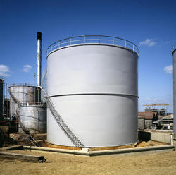 AS Mild Steel Storage Tanks
