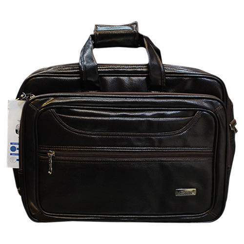 Polyester Black Laptop Bag