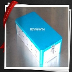 Bond Well Cortex Screw Surgical Box, For Hospital