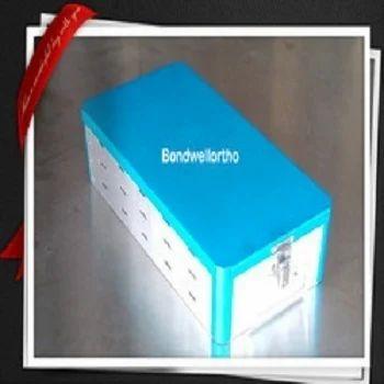 Cortex Screw Surgical Box