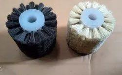 Black animal hair Shoes Polish Brushes, Model Name/Number: rbw-22