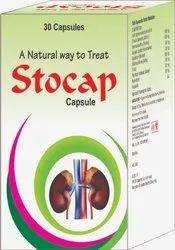 Herbal Formula To Treat Calculi / Stone Problems