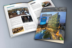 Corporate Newsletters / House Journals Design Service