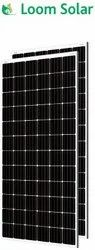 Loom Solar Panel 375 Wt Mono-Perc DC module, Made from German Mono-perc solar cell