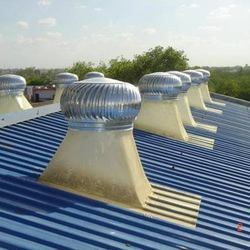 Industrial Turbine Air Ventilators