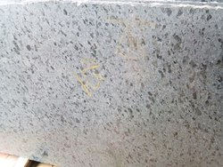 Polished Finish Silver Fantasy Grey Flamed Granite Slab, Thickness: 20-25 mm