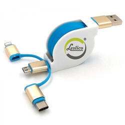Pullable Data Cable