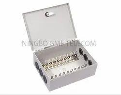 100 Pair MDF Telecom Box