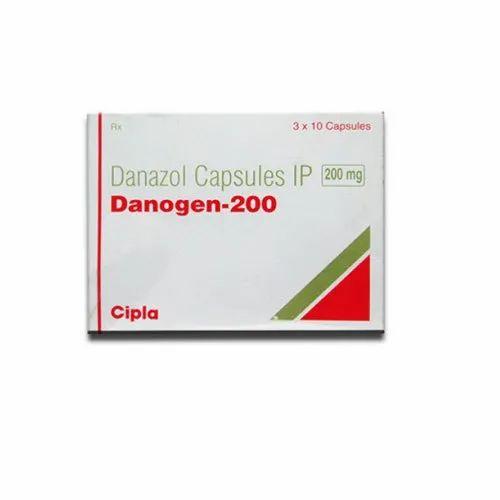 Danogen 200 Danazol Capsules