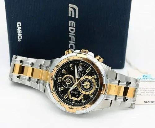 Men Casual Watches Casio Edifice Watches Rs 2100 Box Zuber Watch
