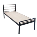 Iron Single Cot Bed