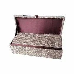 Wooden Fancy Wedding Invitation Box, Capacity: 1 Kg, Size/Dimension: 14x10 Inch