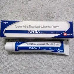 Povidone lodine, Metronidazole & Sucralfate Ointment