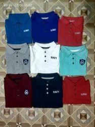 Boys Full Sleeve Polo T Shirt