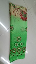 Ladies Printed Weightless Saree