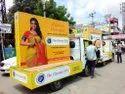 Mobile Van Advertising Branding Services