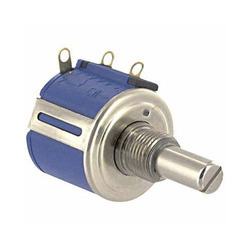 Rotative Wire Wound Potentiometer